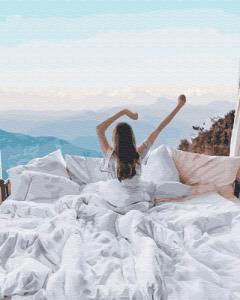 Картины по номерам Идеальное утро