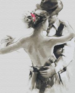 Картины по номерам Танец влюбленных