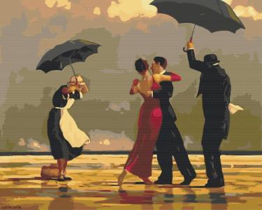 Картины по номерам Аристократическое танго