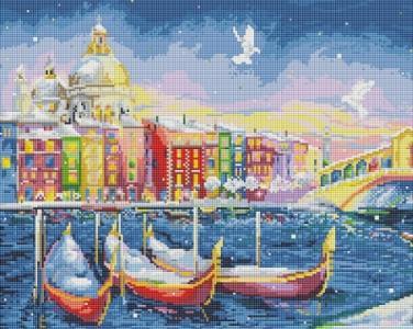 Алмазная мозаика Сказочная Венеция