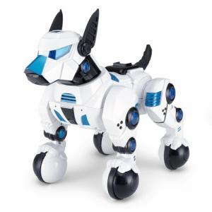 Подарки детям Собака 77960 (белая)