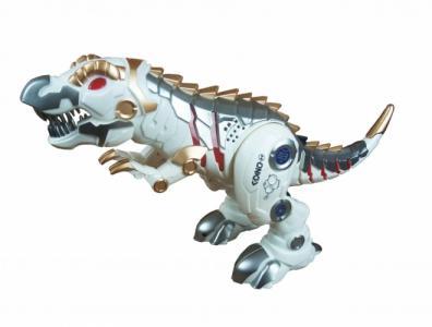 Подарки детям Динозавр SS858 (Белый)